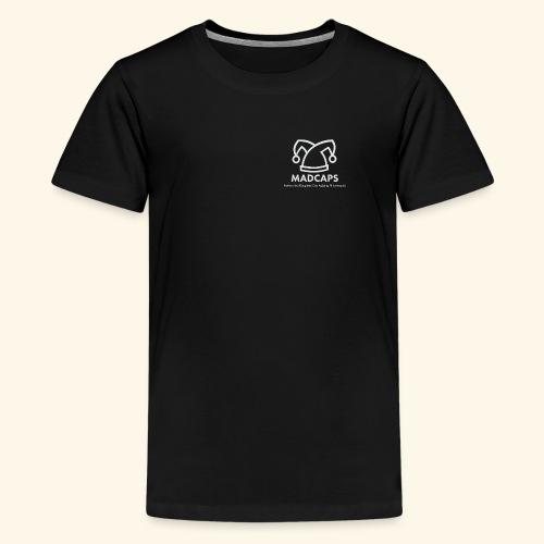 Girls Volunteering T-Shirt Premium - Kids' Premium T-Shirt