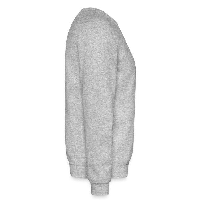 Bows before Bros crewneck sweatshirt