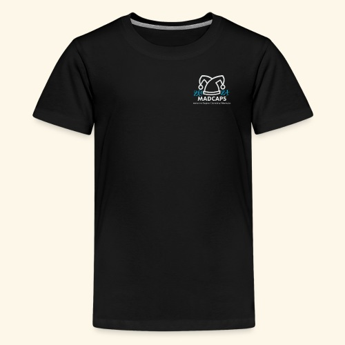 Class of 2024 Girls Volunteering T-Shirt Premium - Kids' Premium T-Shirt