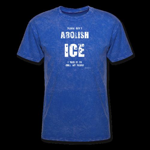 Please Don't Abolish ICE Men's T-Shirt - Men's T-Shirt