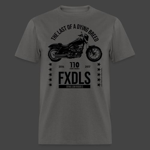 LOW RIDER S - BLACKOUT - Men's T-Shirt