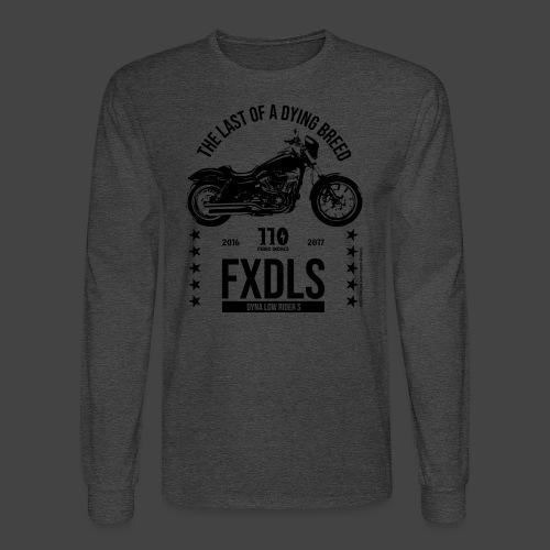 LOW RIDER S - BLACKOUT - Men's Long Sleeve T-Shirt