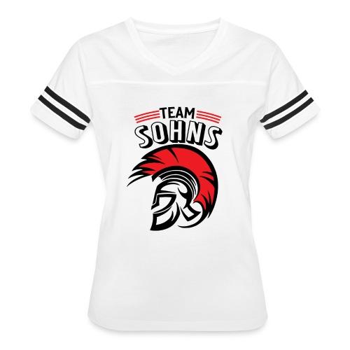 Sohns 2 Womans - Women's Vintage Sport T-Shirt