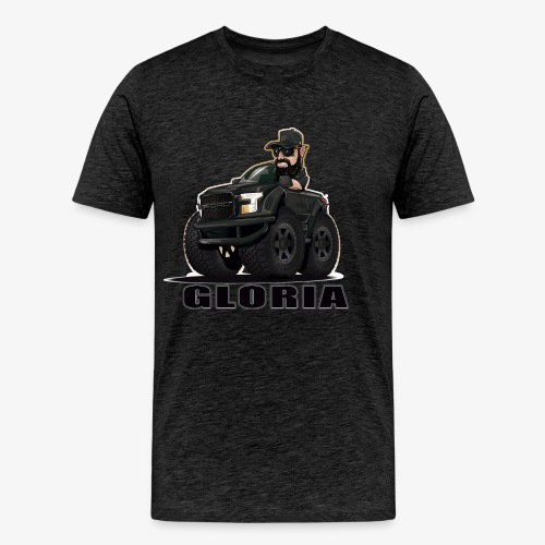 GLORIA shIRT - Men's Premium T-Shirt