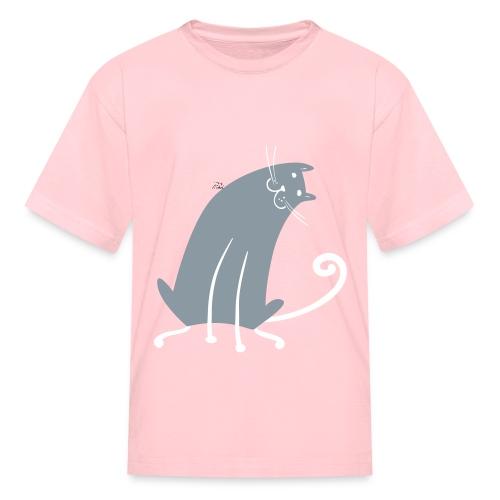 Comic Cat - Kids' T-Shirt