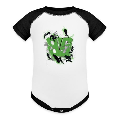 Baby first - Contrast Baby Bodysuit