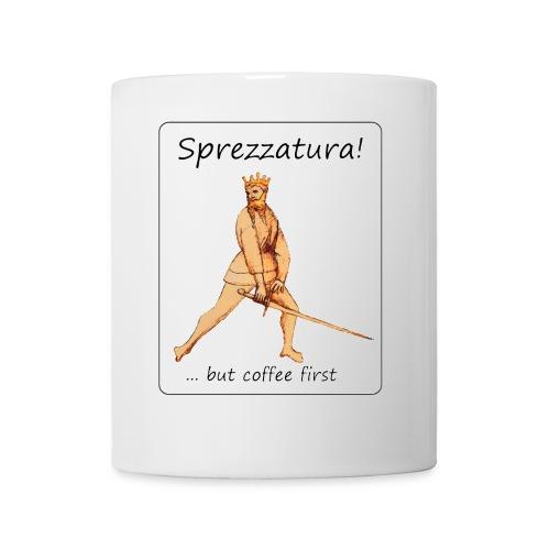 Sprezzatura mug - Coffee/Tea Mug