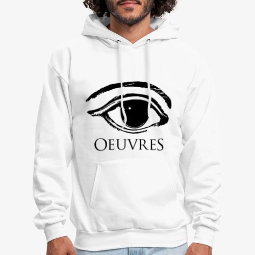 Oeuvres Perspective Eye Hoodie - Men's Hoodie