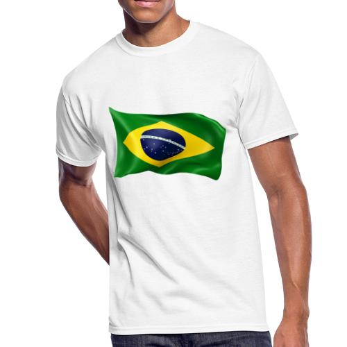Brazil - Men's 50/50 T-Shirt