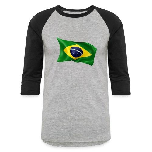 Brazil - Baseball T-Shirt