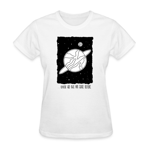 planet - Women's T-Shirt