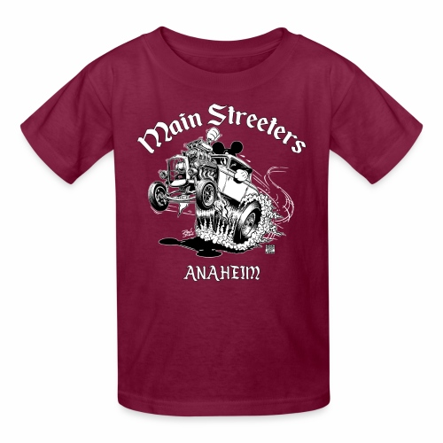Main Streeters - Kids' T-Shirt