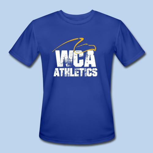 WCA athletics Men's Moisture Wicking Performance T-Shirt - Men's Moisture Wicking Performance T-Shirt