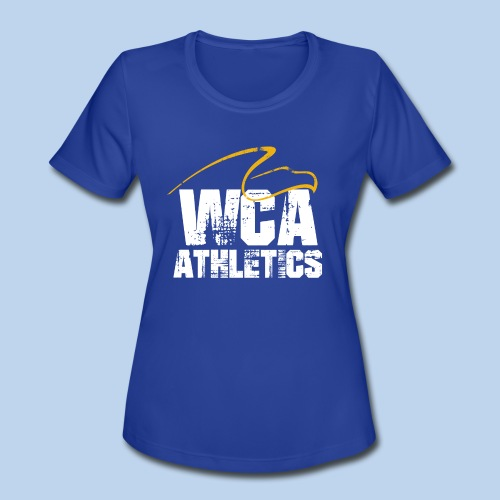 WCA athletics Women's Moisture Wicking Performance T-Shirt - Women's Moisture Wicking Performance T-Shirt