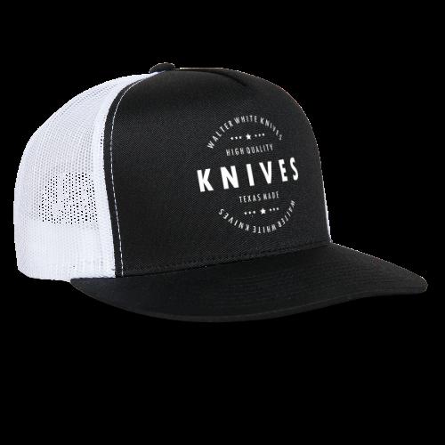 High Quality Knives - Truckers Cap - Trucker Cap