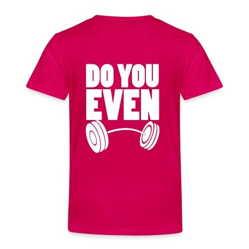 TODDLER DO YOU - Toddler Premium T-Shirt