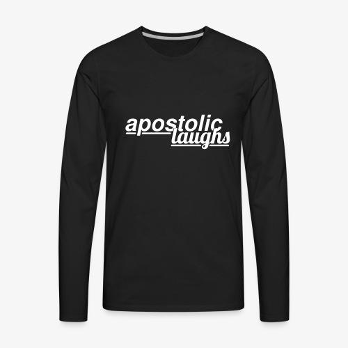 AL Admin Tee - Men's Premium Long Sleeve T-Shirt