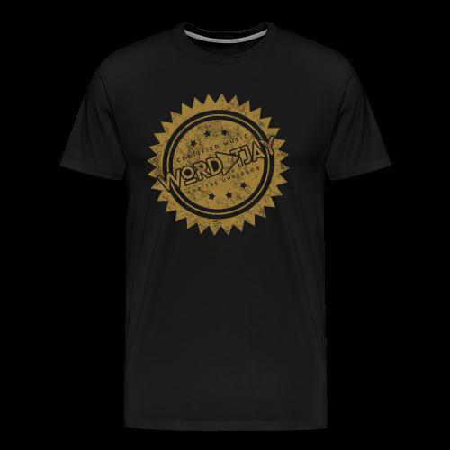 Wordplay T. Jay Certified Tee - Men's Premium T-Shirt
