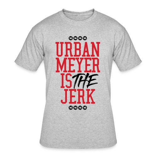 THE Jerk - Men's 50/50 T-Shirt