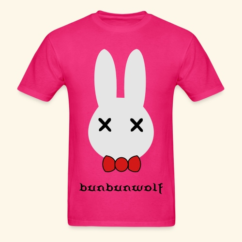 Bunbunwolf  - Men's T-Shirt