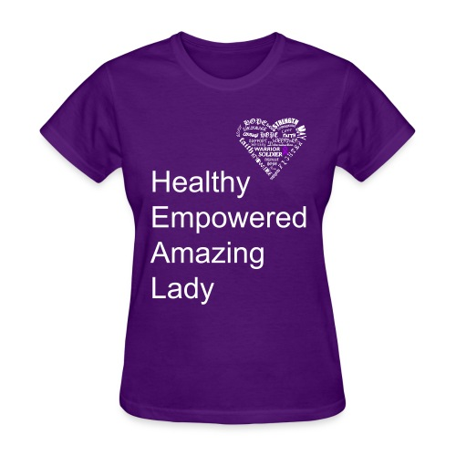 domestic violence-Robinson - Women's T-Shirt