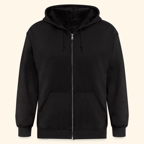 *LIMITED EDITION* Digitalized Boss Gold Logo Sweatshirt - Men's Zip Hoodie