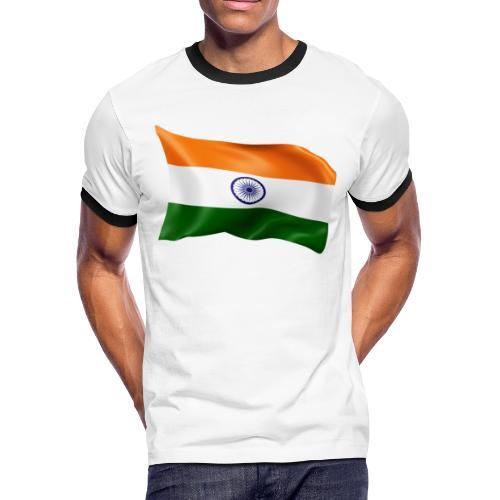 India - Men's Ringer T-Shirt