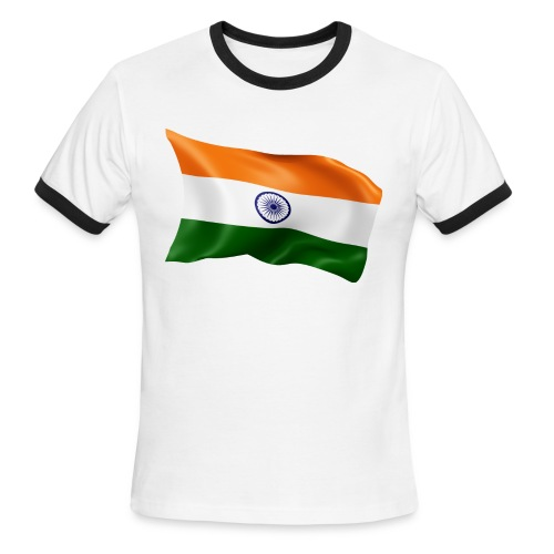India - Men's Ringer T-Shirt
