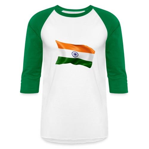 India - Baseball T-Shirt
