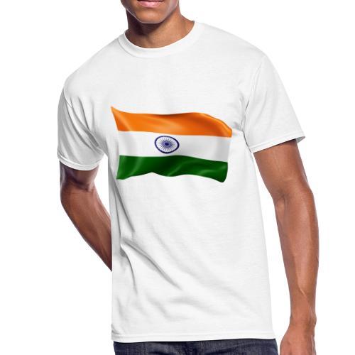 India - Men's 50/50 T-Shirt