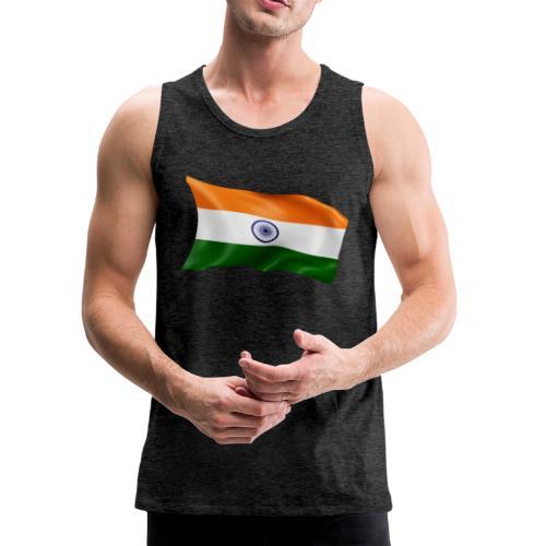 India - Men's Premium Tank