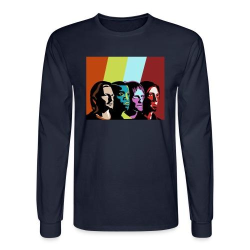 VTpop_lstshirt - Men's Long Sleeve T-Shirt