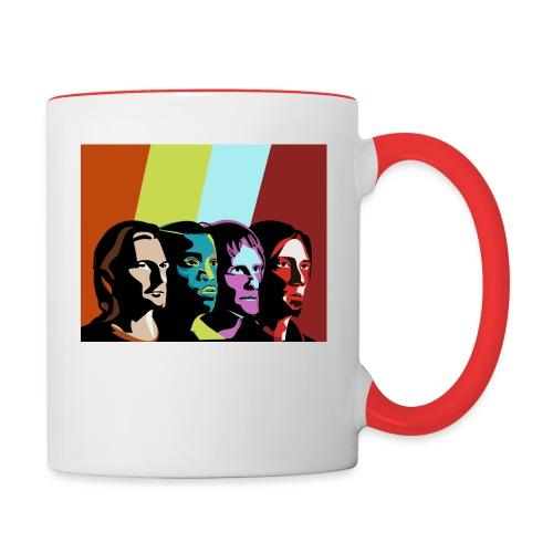 VTpop_mug - Contrast Coffee Mug