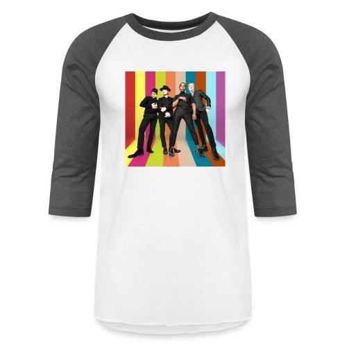 VTpower_baseball - Baseball T-Shirt