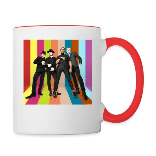 VTpower_mug - Contrast Coffee Mug