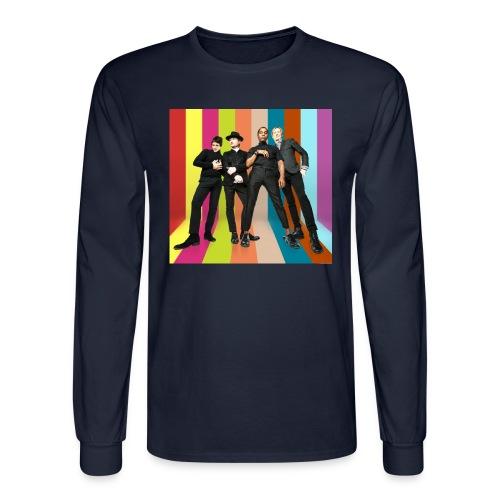 VTpower_lstshirt - Men's Long Sleeve T-Shirt
