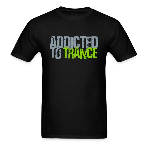 Addicted to trance new product line - Men's T-Shirt
