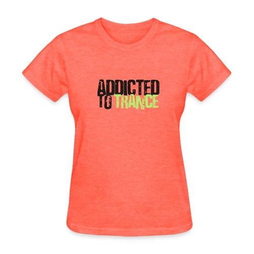 new trance shirts for girls! - Women's T-Shirt