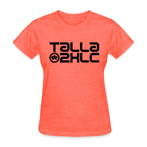 new talla shirts for girls.  - Women's T-Shirt