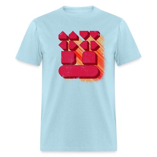 Old-School Cheat Code - Men's T-Shirt