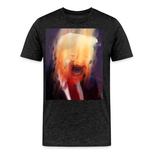 Fire Trump - Men's Premium T-Shirt