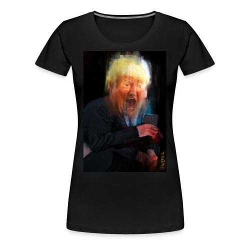 Throne - Women's Premium T-Shirt
