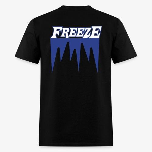 Freeze Custom Shirt - Mens - Men's T-Shirt