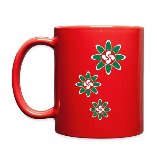 Basque country flower - Full Color Mug