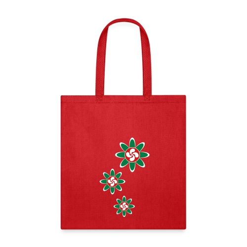 Basque country flower - Tote Bag