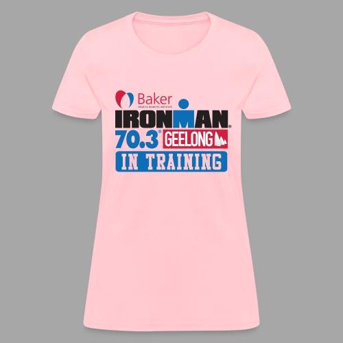 70.3 Geelong In Training Women's T-shirt - Women's T-Shirt
