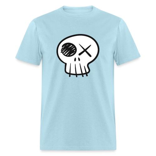 Funny Skull - Men's T-Shirt