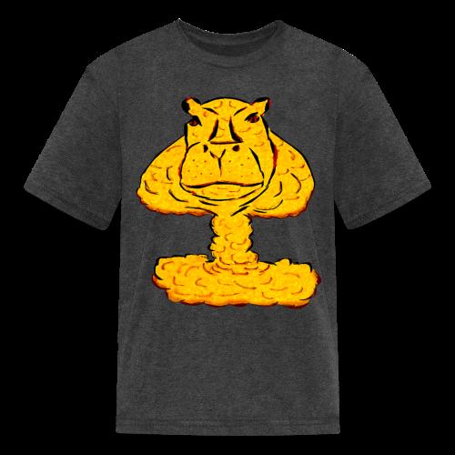 Hippopocalypse T-shirt - Kids' T-Shirt