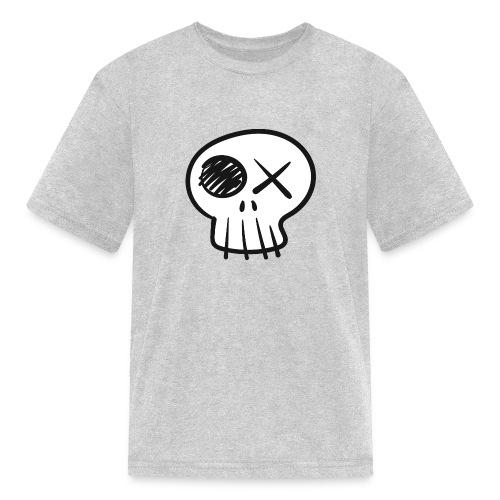Funny Skull - Kids' T-Shirt