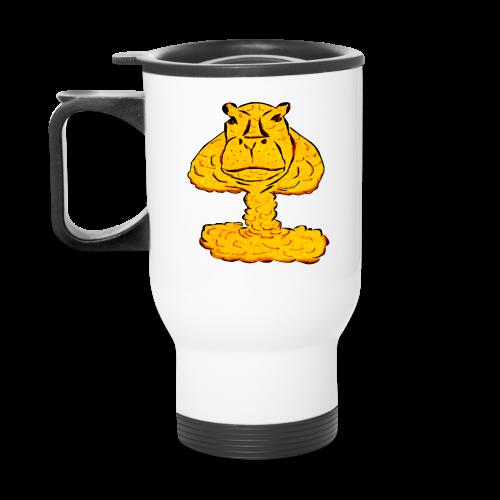 Hippopocalypse Travel Mug - Travel Mug